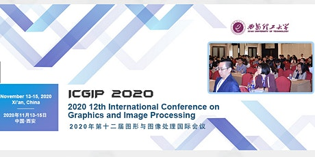ICGIP: 2020 12h International Conference on Graphics and Image Processing tickets