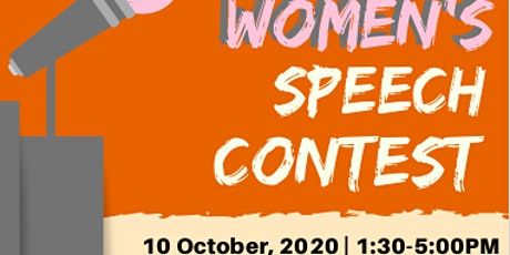 Young Women's Speech Contest tickets