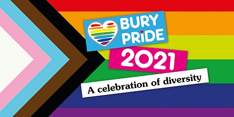 Bury Pride 2021 tickets