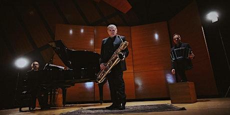 Javier Girotto Trio - Tango Nuevo Revisited biglietti