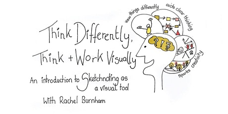 Think Differently, Think & Work Visually - An introduction to Sketchnoting tickets