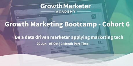 Growth Marketing Bootcamp #6 billets