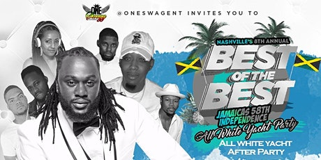@OneswaggEnt 8th Annual Best of the Best ALL WHITE YACHT PARTY! tickets