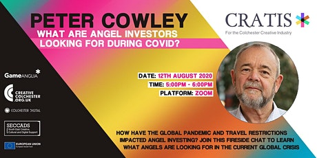 What are Angel Investors Looking for During COVID? tickets