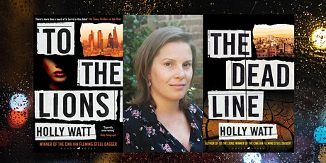 Bloomsbury Institute LIVE with Holly Watt and Alison Hennessey tickets