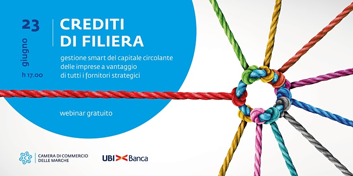 Immagine CREDITI DI FILIERA