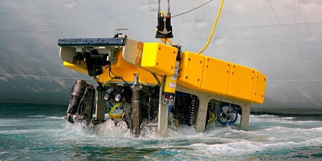 Global Business Innovation Programme Focus on Marine Robotics to Canada tickets