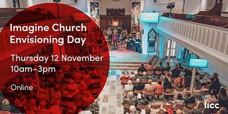 Imagine Church Envisioning Day Online tickets