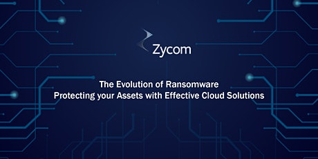 Evolution of Ransomware: Protecting Assets with Effective Cloud Solutions tickets