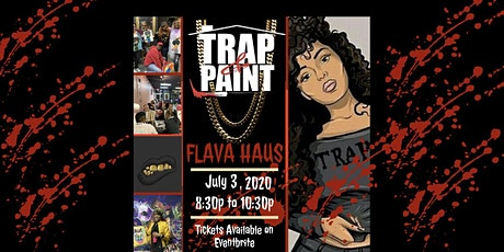 Trap, Paint, Sip, and Karaoke tickets