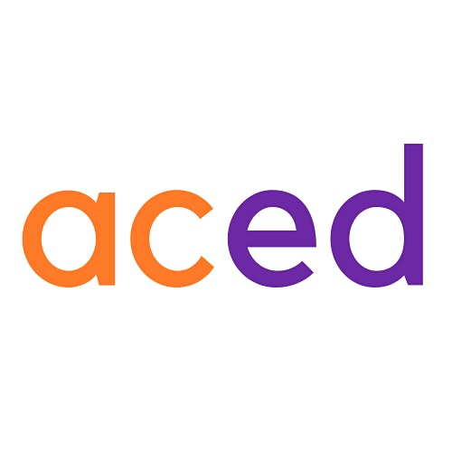ACED + Psyched logo