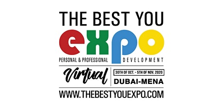 FREE Tickets! The Best You VIRTUAL EXPO Dubai MENA 2020 tickets