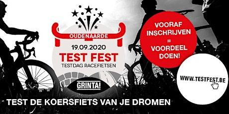 Grinta! TEST FEST Oudenaarde billets