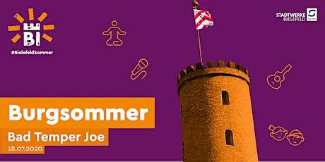 Burgsommer: Bad Temper Joe live Tickets