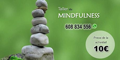Taller de mindfulness boletos