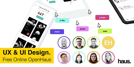 UX & UI Design OpenHaus | Free Online Info Session tickets