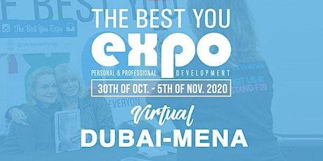 The Best You VIRTUAL EXPO Dubai MENA 2020 Speak & Exhibit tickets