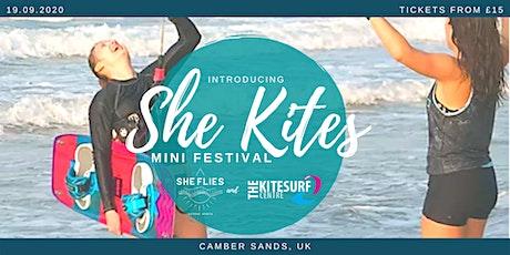 SHE KITES Mini Festival - a She Flies Event tickets