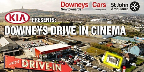 Downeys Drive In Cinema tickets