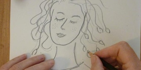 Free online Drawing for Wellbeing classes tickets