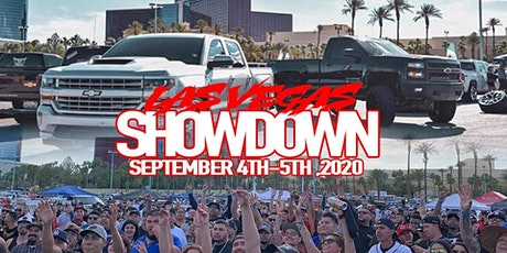 Las Vegas Showdown 2020 tickets