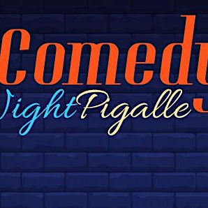 Comedy Night Pigalle  logo