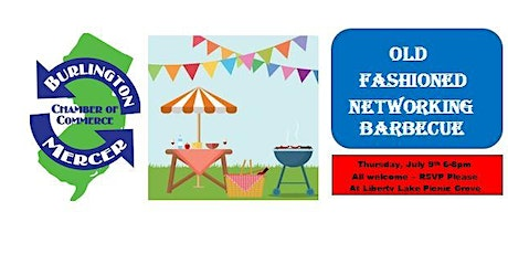 Old Fashioned Business Networking Barbecue tickets