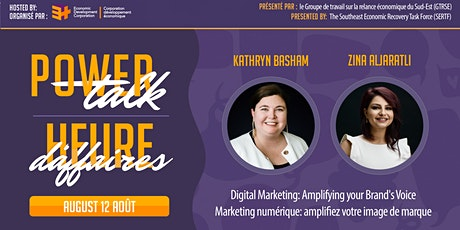 Digital Marketing: Amplifying your Brand's Voice tickets