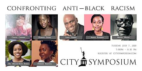 City Symposium: Confronting Anti-Black Racism tickets