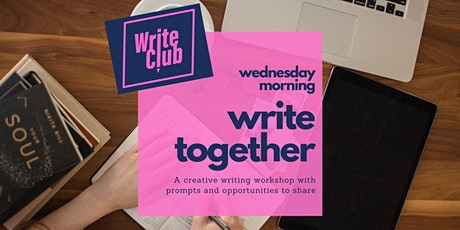 Write Together - Creative writing workshop (Wednesday) tickets