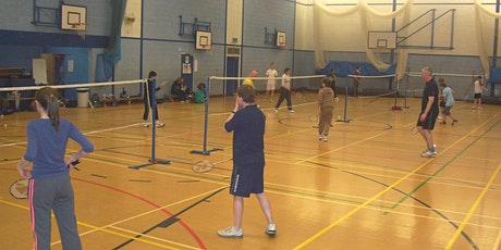 Badminton Club night tickets
