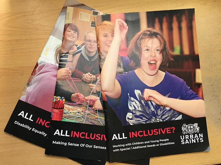 'All Inclusive?' - Supporting Children & Young People With Additional Needs image