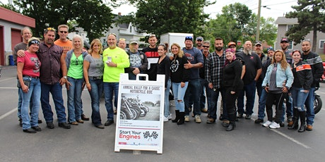 2nd Annual Rally for a Cause: American Cancer Society tickets