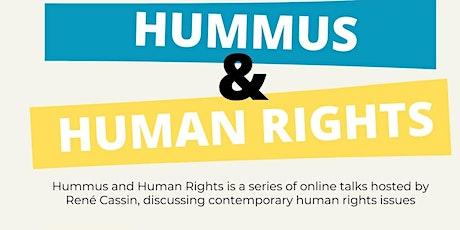 Hummus and Human Rights Part 6: Social Justice post COVID-19 tickets