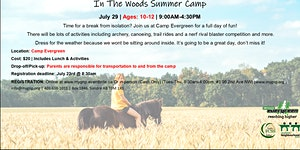In The Woods Summer Camp