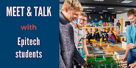 {Meet & Talk with Epitech Students} Tickets