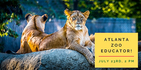 Camp Juliena Journey: Atlanta Zoo Educator tickets