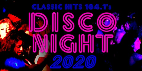Disco Night 2020 tickets
