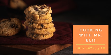 Camp Juliena Journey: Cooking with Mr. Eli! Yummy, COOKIES! tickets