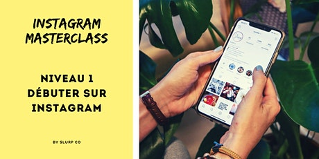 Formation Instagram: Niveau 1 et 2 tickets