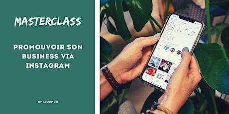 Masterclass Instagram: Niveau 3 + 4 (en groupe) billets