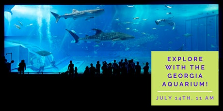 Camp Juliena Journey: Explore With the Georgia Aquarium! tickets
