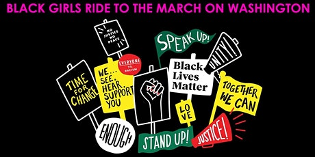 Black Girls Ride to the March On Washington tickets