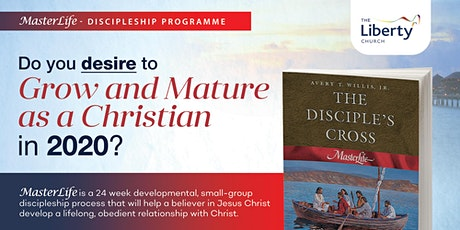 Master Life - Discipleship Programme - 2nd Cohort tickets