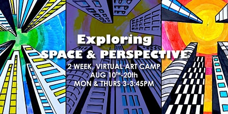 Exploring Space & Perspective tickets