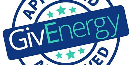 GivEnergy Domestic Energy Storage Installation Training tickets