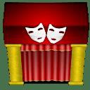 A.M.A. Theatre Co. logo