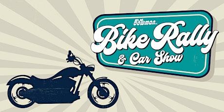 D.M. Bowman Bike Rally tickets