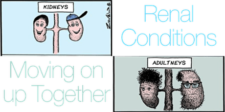NEW DATE: Renal Conditions: Moving on up Together 2021 tickets