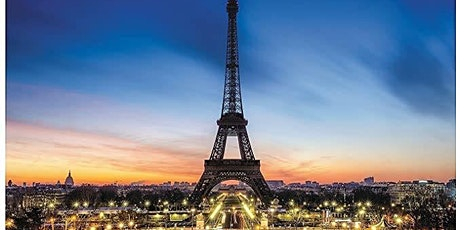 An Evening in Paris, Rockcastle Co. Prom tickets